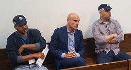 אפי נוה בבית המשפט, צילום: תומר גנון
