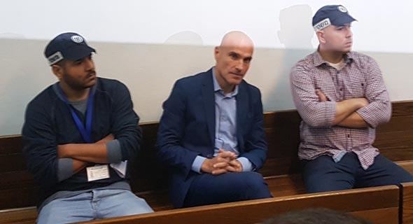 אפי נוה ראש לשכת עורכי הדין בדיון הארכת מעצר