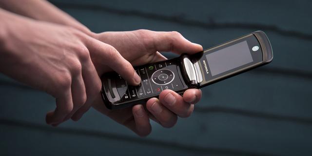 דיווח: ה-Razr של מוטורולה יעשה קאמבק כטלפון עם מסך גמיש