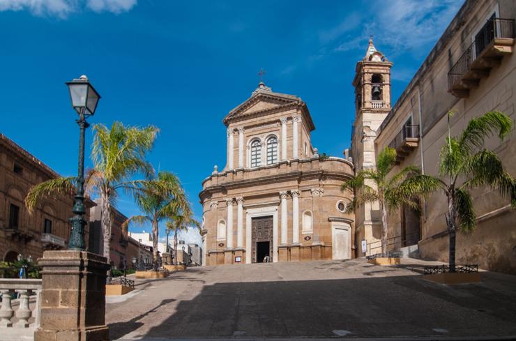 כנסייה בסמבוקה, סיציליה
