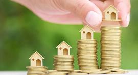 כסף השקעה בית, צילום: שאטרסטוק