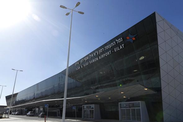 שדה תעופה רמון, עובדה אילת