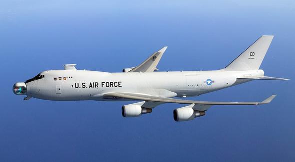 מטוס ה-YAL1 של בואינג
