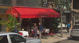 מסעדת נלו ניו יורק Nello, צילום: Google Streetview