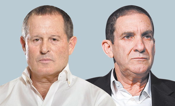 מימין יפתח רון טל ו מאיר שמיר, צילומים: אוראל כהן
