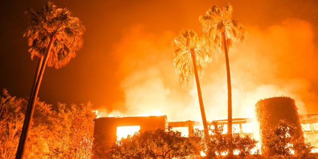 חברת התשתיות הקורסת של קליפורניה מציגה פתח של תקווה