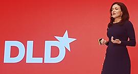 שריל סנדברג DLD מינכן, צילום: עדי ברק