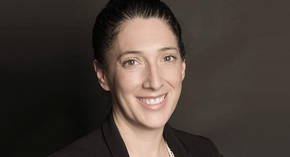 אנה ליפניק לוי מנהלת שיווק וואווי ישראל, צילום: עידו איזק