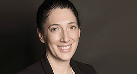 Ana Lipnik Levy, Huawei's new marketing manager in Israel. Photo: Ido Izsak