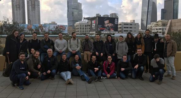 Roundforest's team. Photo: PR