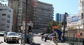 כאן יוקם הפרויקט, צילום: אוראל כהן