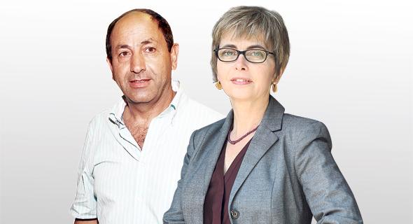 מיכל הלפרין ורמי לוי