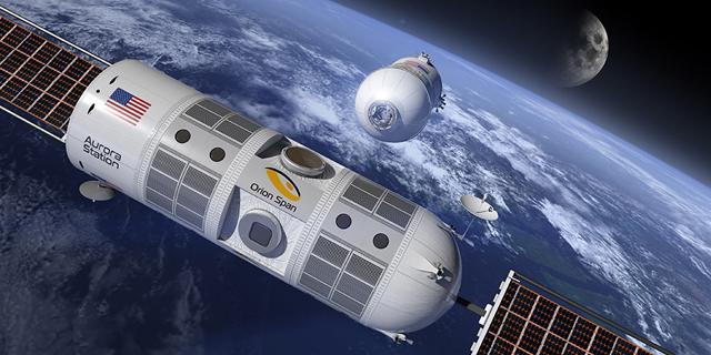 חלוץ מלונות החלל ייפתח ב-2021. המחיר: 9.5 מיליון דולר לחופשה