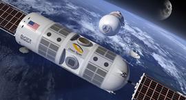 מלון בחלל אוריון ספאן Orion Span הדמייה , צילום: Orion Span