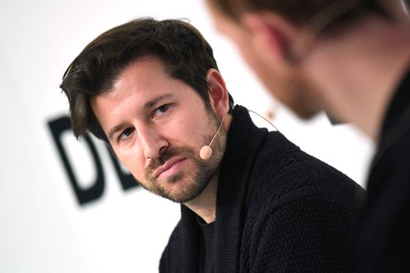 פטריק שטודנר, מנהל EMEA של בירד, צילום: Andreas Gebert