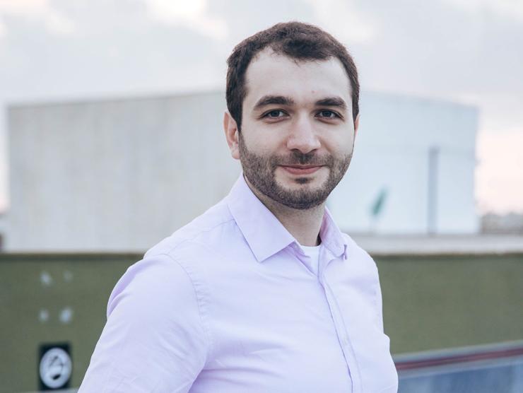 אראם סרגסיאן, מנהל EMEA של יאנגו, צילום: TROYANKER