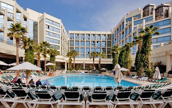 A Fattal hotel in Eilat. Photo: PR