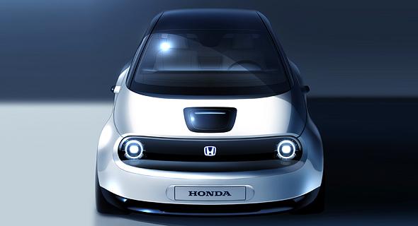 הדגם של המכונית העירונית