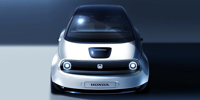 הונדה מציגה רכב חשמלי ומתחייבת: עד שנת 2025 רוב ההונדות באירופה יהיו חשמליות