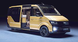 רכב Moya של פולקסווגן