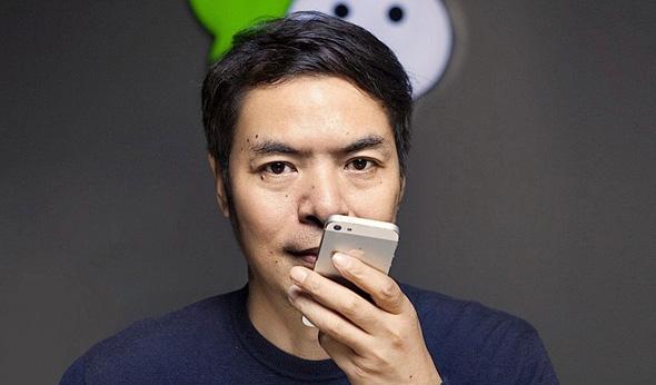 ג'אנג מוגדר בסין כפילוסוף ואמן שמנסה, צילום: WeChat
