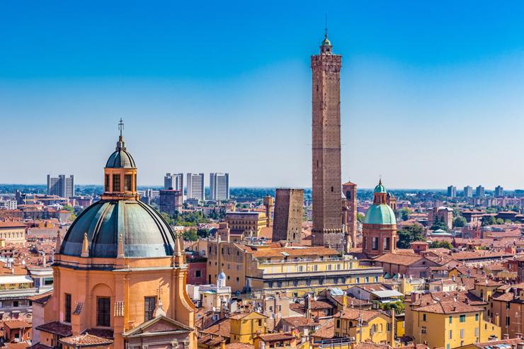 בולוניה, איטליה. מקום רביעי בדירוג, צילום: שאטרסטוק
