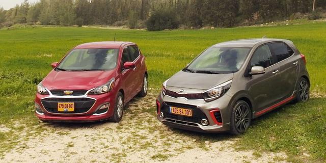 המכוניות האוטומטיות הקטנות יתייקרו באלפי שקלים באפריל