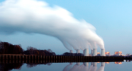 זיהום אוויר תחנת כוח פחם גרמניה בעיות, צילום: רויטרס