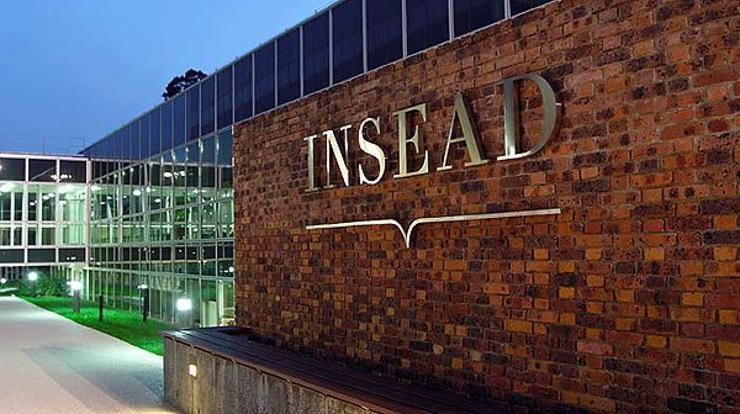בית הספר למנהל עסקים אינסאד, פונטנבלו, צרפת, צילום: Insead