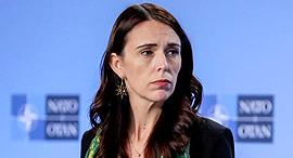 ג'סינדה ארדרן ראשת ממשלת ניו זילנד, צילום: אי פי איי