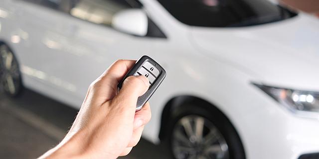 יש לכם  שלט להתנעת הרכב במקום מפתח? הגנבים מודים לכם