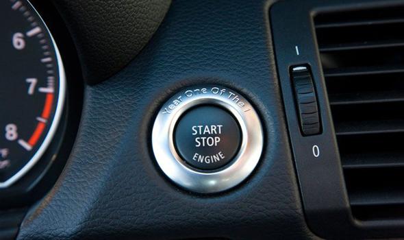 סטרטר ללא מפתח מכני, צילום: BMW