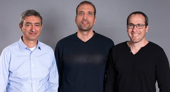 Pliops' co-founders. Photo: Pliops