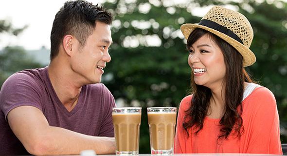 זוג סיני מאושר. האם בזכות ימי החופשה המיוחדים?, צילום: Marry Network