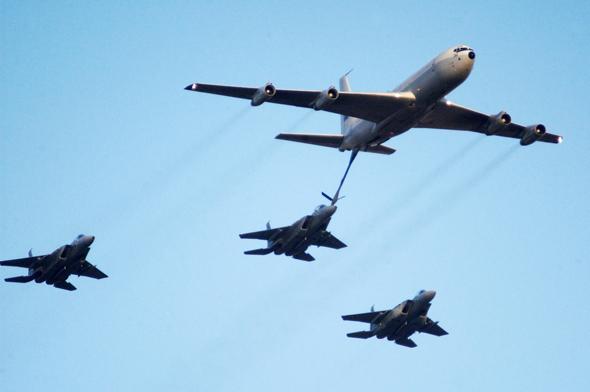 """""""ראם"""", מטוס התדלוק של חיל האוויר"""