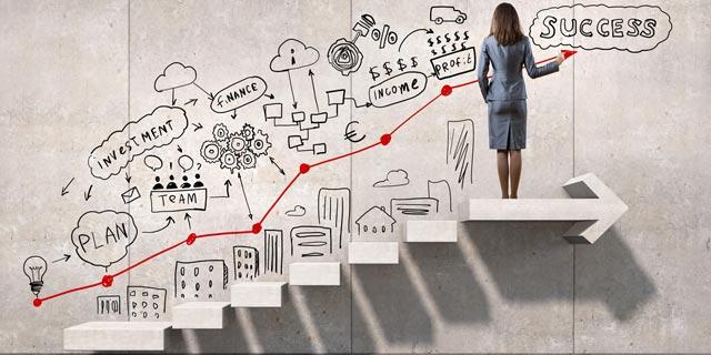 בניית תכנית אסטרטגית אישית לניהול קריירה היא קריטית בעולם העבודה הדינמי, צילום: שארטסטוק