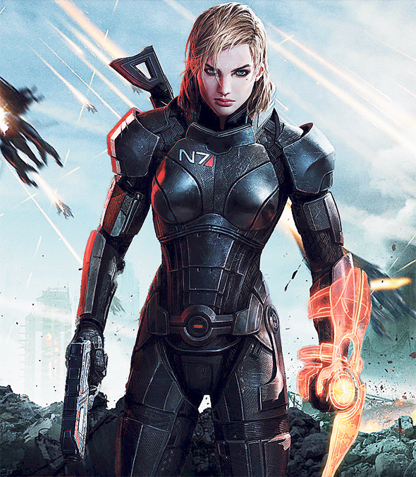 משחק מחשב Mass Effect 3