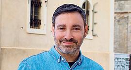 """יוסי מאוטנר מנכ""""ל סלינה ישראל, צילום: אביגיל עוזי"""