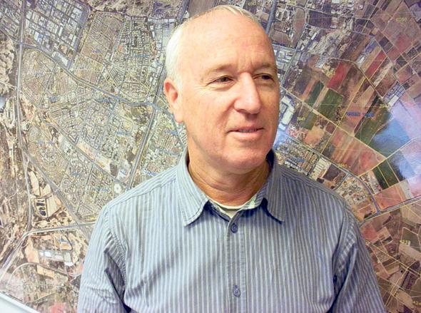 אבנר אקרמן, מהנדס עיריית נתניה