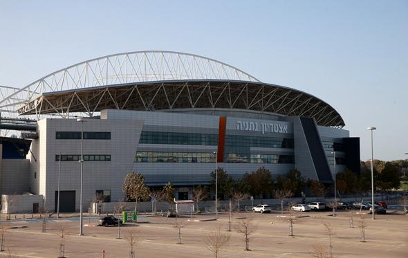 אזור התעשייה בנתניה, ליד אצטדיון הכדורגל