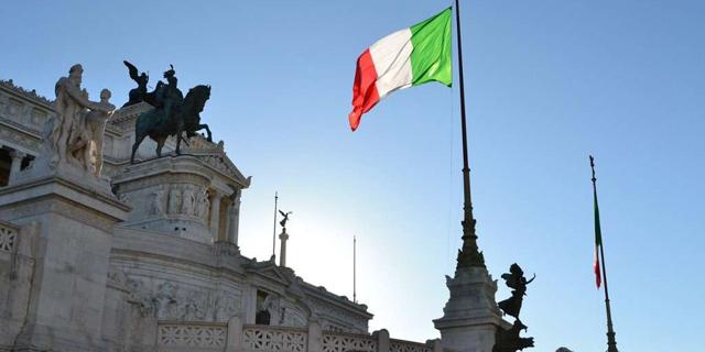 איטליה נפלה למיתון; התוצר ירד ב-0.2% ברבעון הרביעי