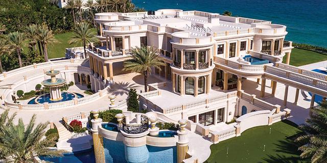 """רצו 159 מיליון דולר קיבלו פחות משליש: """"ארמון ורסאי"""" נמכר במיאמי"""