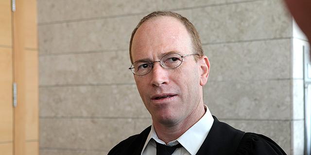 """עו""""ד שאול קוטלר, הנאמן הזמני של """"כנפי משק"""", צילום: עמית שעל"""