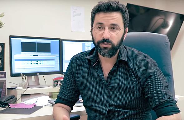 הבמאי אלירן מלכא