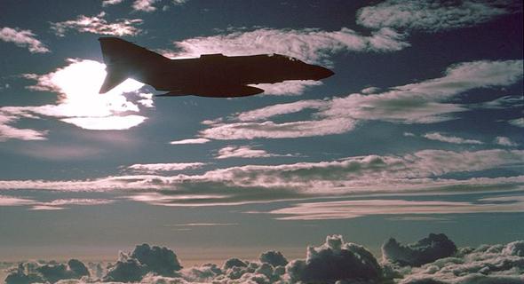 מטוס פאנטום. האם הוא האלוף?, צילום: dimoc