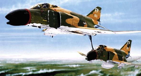 איור הדחיפה של פארדו, צילום: avionslegendaires
