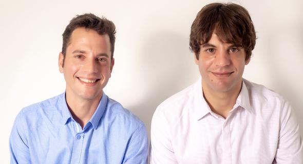 מימין: שלומי וניצן גוטמן, מייסדי Voicenter