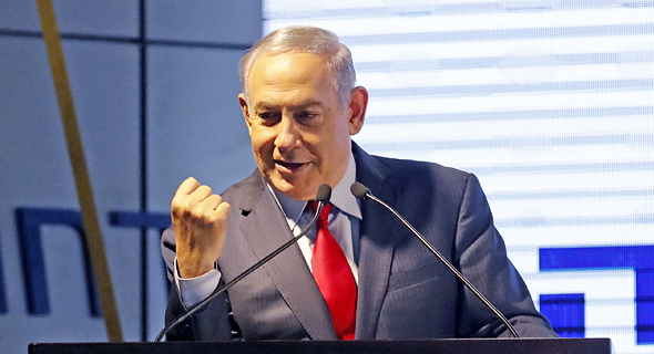 בנימין נתניהו ראש הממשלה פצצת הבריאות, צילום: גדי קבלו