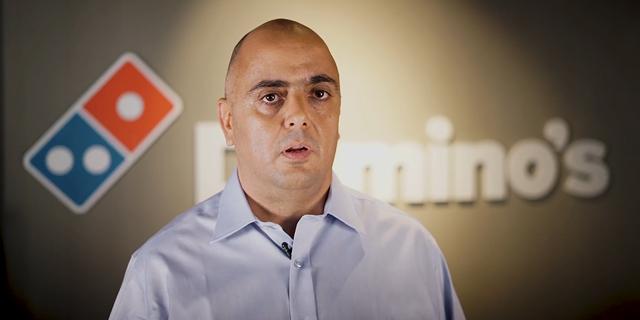 """בעקבות סרטון העכברים בסניף: מנכ""""ל רשת דומינו'ס פיצה מתנצל בפני הלקוחות"""