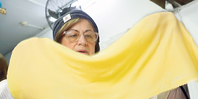 רינה פולטי: שפית א־לה רומנה